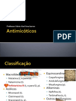 Semana 2 - Antimicóticos
