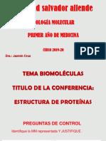 actividad 15-16 Conferencia 6 estructura de proteínas.pdf