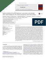 Papanicolaou et al_2015_Geoderma_Spatial variability of Ksat at the hillslope scale_ understanding the role of land management.pdf