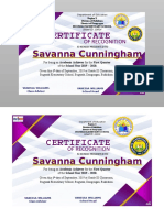 CERTIFICATES by Savanna Cunningham.pptx