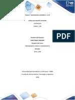 Tarea 4 – Sustentación unidades 1, 2 o 3