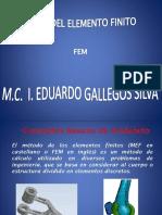 1.- Introducción al MEF (Método de Elementos Finitos)