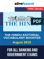 The_Hindu_Editorial_Vocabulary_August_2019