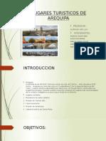 LUGARES TURISTICOS DE AREQUIPA DIAPOSITIVAS