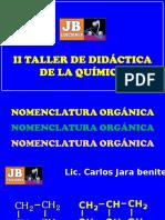 1.NOMENCLATURA ORGANICA