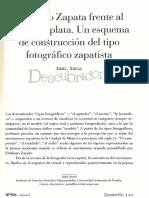 Emiliano Zapata frente al espejo de plata