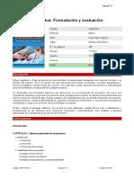 Proyectos_ Formulación y evaluación