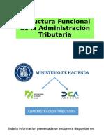 Estructura Funcional de la Administración Tributaria