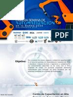 Programa_1ra Semana de Automatización IECA