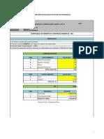 Proposta de Preços -  Lote 7 - Composição de BDI