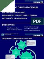 [PD] Presentaciones - Cambio organizacional