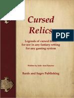BASA01 Cursed Relics