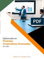 Plan de Estudios Anáhuac - Diplomado en Finanzas Corporativas Avanzadas