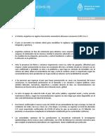Reporte Diario de coronavirus