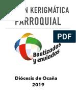Misión Kerigmática Parroquial 2019