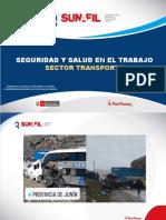 SST transportes 2020