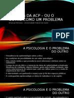 Ethos ACP - turma on line