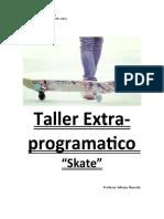 Taller de Skate 2020 Final
