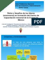 01. PROYECTOS.- Anteproyecto. Presentación. Viridiana Faces.docx