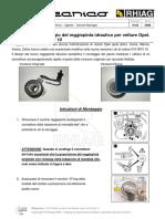info0124_montaggio_reggispinta_idraulico_LUK_510007310_vetture_Opel