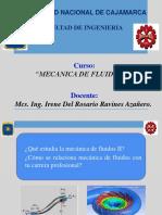 MECANICA DE FLUIDOS I UNIDAD , TUBERIAS