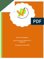 Plano Contingência COVID -19 AEVP
