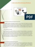 CUERPO DE ACELERACION ELECTRONICA Diapositivas