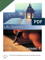 Lesson 7 y 8