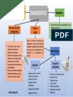 Mapa conceptual diagnostico