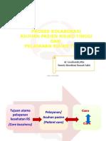 Proses kolaborasi asuhan pasien risiko tinggi dan yan i ris.pptx