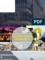 PLANIFICACION OPERATIVA AA