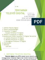 new SISTEM PENYIARAN TELEVISI DIGITAL