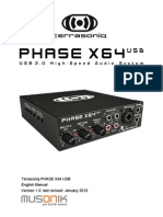 Phase x64 Usb Manual En