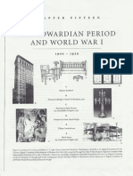 Survey of History of Costume - EDWARDIAN and WORLD WAR 1 Ch