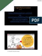Internal presentation SightLife CorneaGen