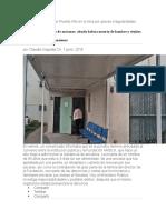 Centro del Senama en Puente Alto en la mira por graves irregularidades.doc