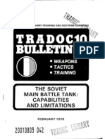 The Soviet Main Battle Tank
