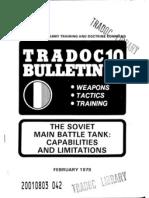 The Soviet Main Battle Tank