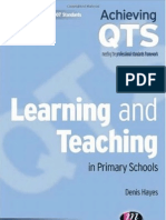 Learning and Teaching Primary School