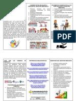 FOLLETO CAMARA DE COMECIO Y REGISTRO MERCANTIL