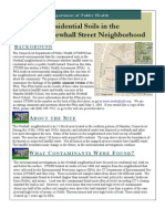 Hamden Newhall Pha Fact Sheet