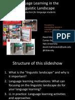 linguisticlandscapeforlanguagestudents-columbia29mar2016-160330181651