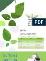 (1) SUFFIX - 2D