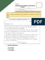 Evaluación diagnóstica Lenguaje 4°.docx