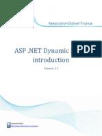 Introduction à ASP.NET Dynamic Data