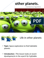 Life in Other Planets