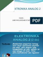 Elka Analog 2