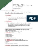 MODELO DE Examen de Ecologia.doc