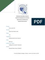 Catalogo de líneas de trasmisión