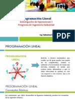 Programación Lineal - Parte I.pdf